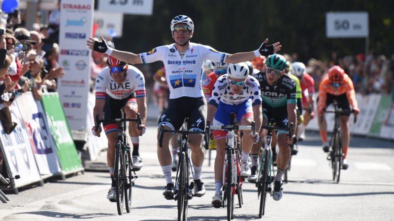 Тур Словакии-2019: результаты 4 этапа и ГК