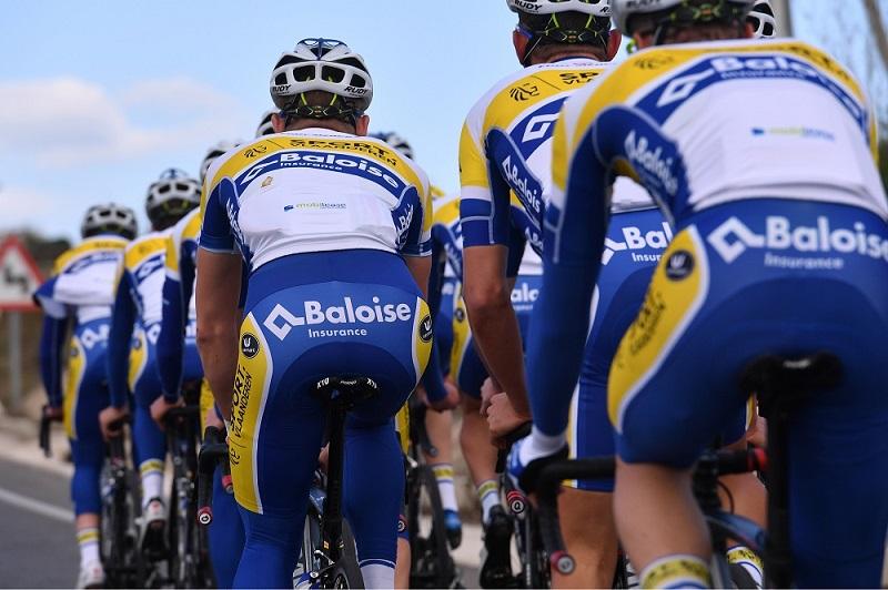 Sport Vlaanderen — Baloise