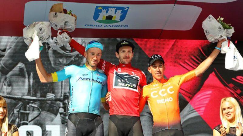 CRO Race 2016, этап 6: результаты + ГК