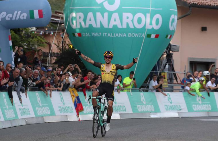 Giro dell'Emilia 2019: результаты